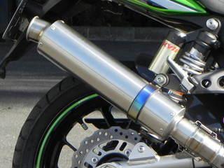 φ100-400mmチタンサイレンサー