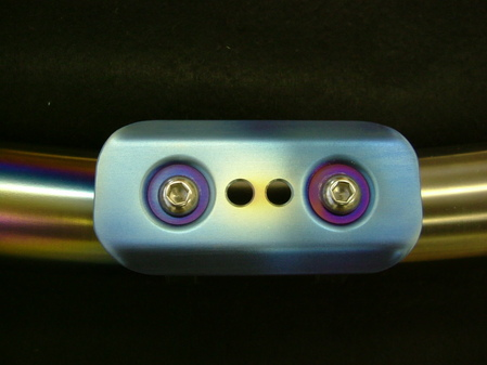 チタン製 ヒートガードS (溶接タイプ)